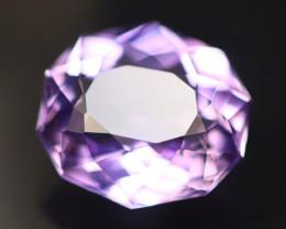 Rose De France Amethyst 3.02Ct Natural Pinkish Lavender Amethyst A2728