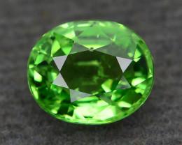 AAA Grade 1.49 ct Forest Green Tsavorite Garnet SKu-7