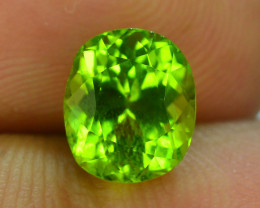 Exquisit Color 2.20 ct Himalayan Peridot ~ Pakistan SSSS