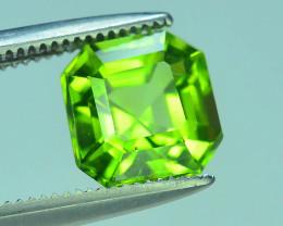 Exquisit Color 1.75 ct Himalayan Peridot ~ Pakistan SSSS