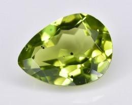 1.88 Crt Peridot Faceted Gemstone (Rk-2)