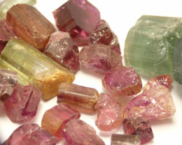 735Ct Natural Tourmaline Rough Parcel