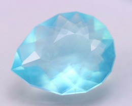 Paraiba Opal 3.46Ct Natural Peruvian Paraiba Color Opal DR70