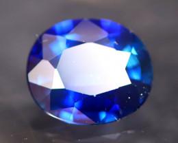 Blue Sapphire 1.45Ct Natural Madagascar Blue Color Sapphire B2834