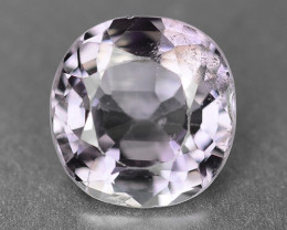 1.55 Cts Un Heated Very Rare Purple Pink Color Natural Spinel Gemstone
