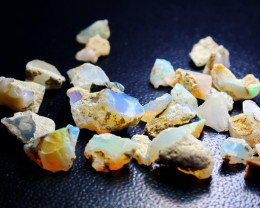 58.10 cts Beautiful, Superb Stunning  White Opal Rough lot