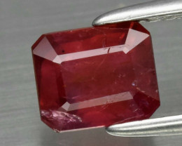 Natural Untreated Red Ruby - 1.04ct