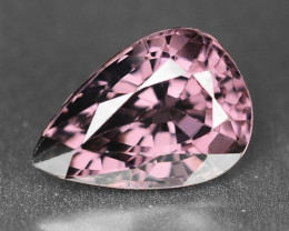 1.47  Cts Un Heated Natural Purple Pink Color Burma Spinel Gemstone