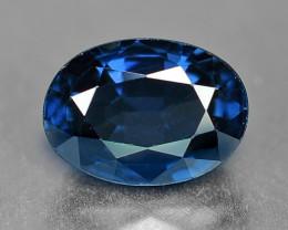 1.06 Cts Un Heated Natural Royal Blue BURMA Spinel Gemstone