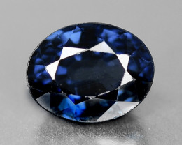 1.00 Cts Un Heated  Natural Blue Color Burma Spinel Gemstone