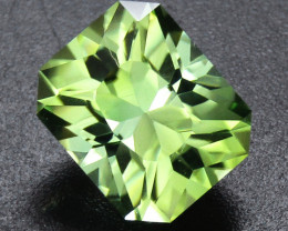 Tourmaline 2.25 ct Custom Cut Tourmaline Gemstone