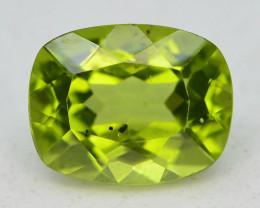 2.35 Ct Untreated Green Peridot ~ AD