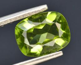 1.75 Ct Untreated Green Peridot ~ AD