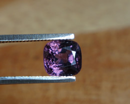 1.65ct SI-VS pinkish-purple Spinel