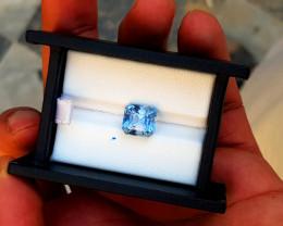 4 Carats Aqua Goshnite Gemstone From Pakistan