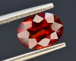 1.35 ct Natural Tremendous Color Spessartite Garnet ~ BR
