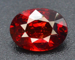 1.25 ct Natural Tremendous Color Spessartite Garnet ~ BR