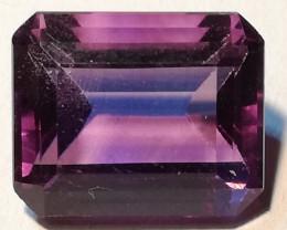 Amethyst, 7.155ct, sensationelle Farbe, einzigartiger Stein!!
