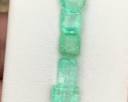 6.55 cts Emerald Gemstones parcel