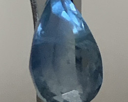 5.44ct Teal Blue Green Fluorite  No Reserve auction