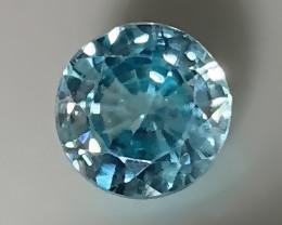 Fabulous Blue Zircon  Gem  - No reserve