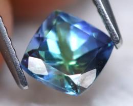 Tanzanite 1.13Ct Natural VVS Purplish Blue Tanzanite A2912