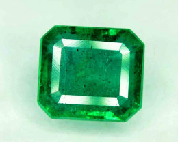 1.81 Carats Natural Zambian Emerald Gemstone