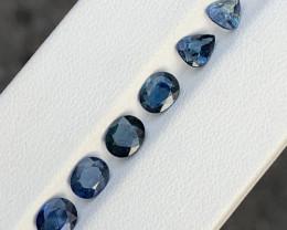 4.38 Carats Sapphire Gemstones Parcels