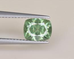 Natural Demantoid Garnet 1.51 Cts, Full Sparkle Faceted Gemstone