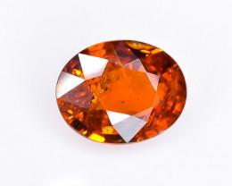 1.74 Crt Spessartite Garnet Faceted Gemstone (Rk-3)