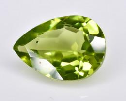 2.04 Crt Peridot Faceted Gemstone (Rk-3)