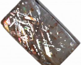 $10 PER CARAT  RAINBOW LATTICE SUNSTONE  [S-SAFE467]