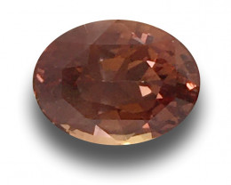 Natural Padparadscha Sapphire Loose Gemstone  Sri Lanka - New