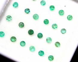 Cts.  1.20  Natural Emerald      RF993