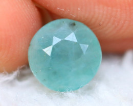 Grandidierite 1.32Ct Natural World Rare Gemstone E3016