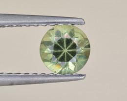 Natural Demantoid Garnet 0.66 Cts, Full Sparkle Faceted Gemstone