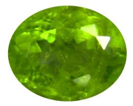 Natural Peridot - 3.39 ct