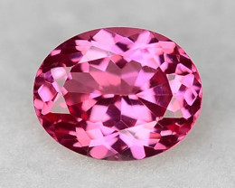 0.41 Cts Amazing Rare AAA Pink Color Natural Spinel Gemstone