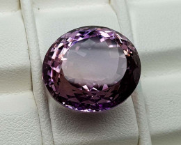 23.05Crt Bolivian Ametrine Natural Gemstones JI89