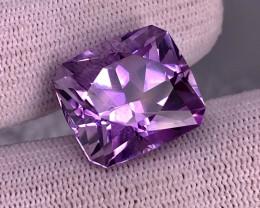 23.78cts Nice Light Color Amethyst Gems  Fancy Cut