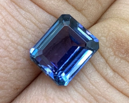 5.02 ct Tanzanite - Merelani Hills, TZ - Loupe Clean Clarity
