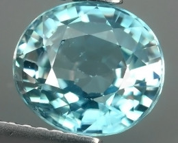 3.30 CtS AWESOME SPARKLE NATURAL BLUE ZIRCON