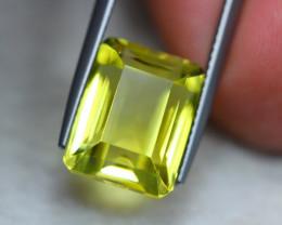 10.40ct Natural Lemon Quartz VVS Lot V6055