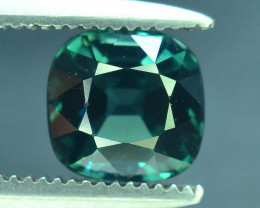Top Grade 0.95 ct Indicolite Tourmaline ~K