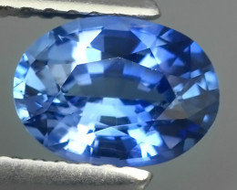 CERTIFIED 1.361 CTS EXCELLENT NATURAL ULTRA RARE SRILANKA BLUE SAPPHIRE