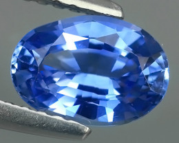 CERTIFIED 1.364 CTS EXCELLENT NATURAL ULTRA RARE SRI LANKA BLUE SAPPHIRE