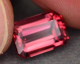 Rare Red Apatite 3.34 ct Amazing Luster SKU.9