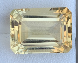 8.16 Carats Citrine  Gemstones