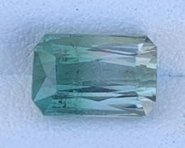 2.17 Carats Natural Bi Color Tourmaline Gemstone
