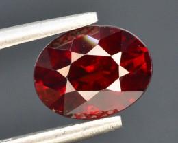 1.80 ct Natural Tremendous Color Spessartite Garnet ~ BR